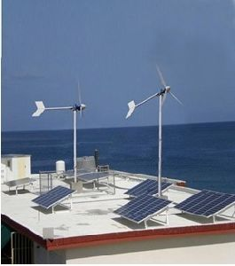 Solar Wind Energy System for Family 3000W pictures & photos