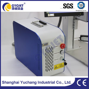 Laser Printing Machine for Traceable Tags pictures & photos