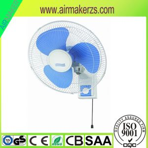 16 Inch Plastic Wall Mounted Fan with Oscilation pictures & photos