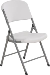 China Blow Molding Plastic Folding Chair China Folding
