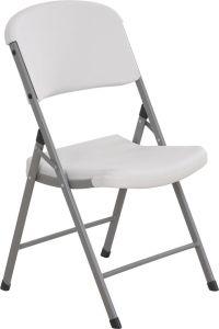 Blow Molding Plastic Folding Chair pictures & photos