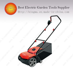 1.1kw Lawn Raker with 220-240V 50/60Hz Power Supply (M1P-ZP-320)