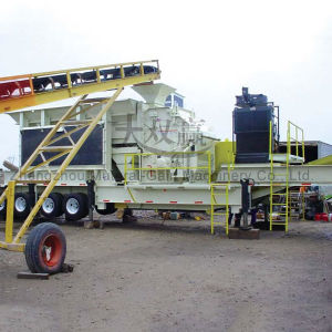 Mobile Tyre Impact Crusher