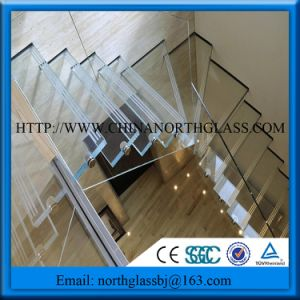 Stair Glass Railing Prices Laminated Tempered Glass Prices pictures & photos