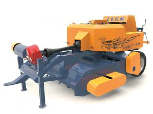 Yulong Small Square Baler Ylyq1950II pictures & photos