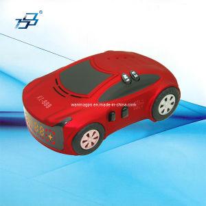 Car Alarm Radar GPS Fix Camera for Car (GR-888 Red)