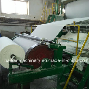 High Speed Automatic Facial Tissue/Napkin/Toilet Paper Making Machine pictures & photos