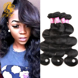 4 Bundles Indian Virgin Human Hair Body Wave 100% Unprocessed Human Hair Weaves Wavy Remy Hair Extensions Shipping Free pictures & photos