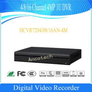 Dahua 4 Channel 4MP 1u Security DVR (HCVR7204AN-4M) pictures & photos