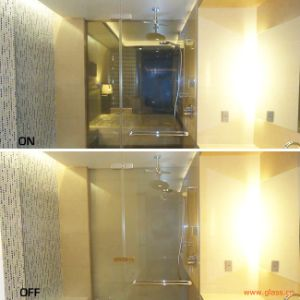 Electric Smart Glass with Pdlc Film pictures & photos
