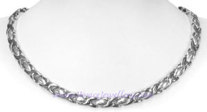 Magnetic Stainless Steel Necklace (SSN-002)