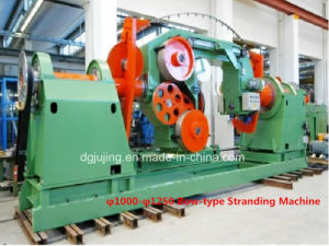 1000p-1250p Bow-Type Cable Wire Stranding Twisting Machine pictures & photos