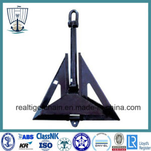 Marine High Holding Power Delta Flipper Ship Anchor pictures & photos