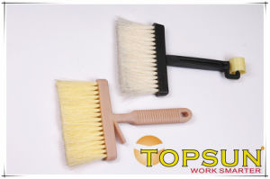 Plastic Handle Masonry Brush with Roller