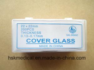 Yancheng Cover Glass 22X22mm--200PCS pictures & photos
