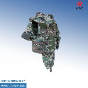 NIJ Standard Ballistic Vest Military Cordura (Bulletproof Vest TYZ-BV1131) pictures & photos