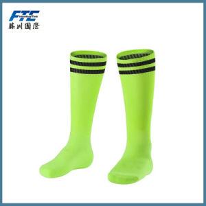 Kid Football Sport Socks Half Cushion pictures & photos