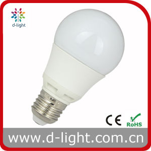 High Quality High Lumen 7W 560lm A60 LED Light Bulb pictures & photos