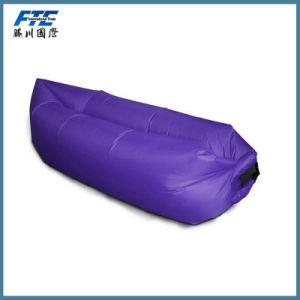 Popular Inflatable Sofa Air Sleeping Bag pictures & photos
