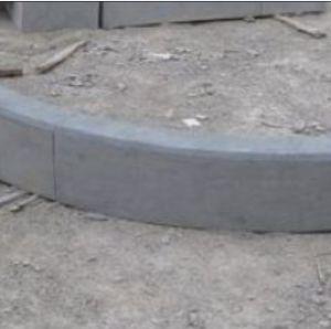 Construction Stone, Grey Granite, Grey Kerstone, Limestone pictures & photos