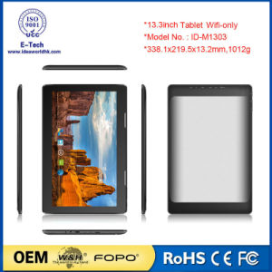 13.3 Inch WiFi HD IPS Screen Tablet PC pictures & photos