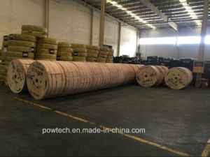 ADSS All Dielectric Self Support Aramid Yarn 200m Span Single Mode Optical Outdoor Fiber Optic Cable pictures & photos