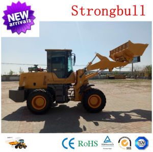 Most Practical Model! Zl26 1.6t 5t Wheel Loader (CE owned) pictures & photos