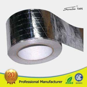 High Quality Reinforced Fiberglass Line Aluminium Foil Tape pictures & photos