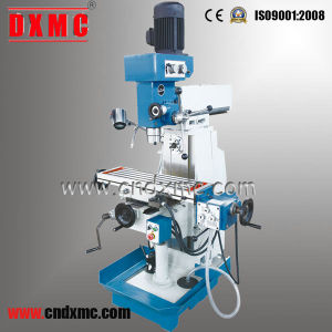Taiwan Machinery Zx7550cw Drilling and Milling Machine