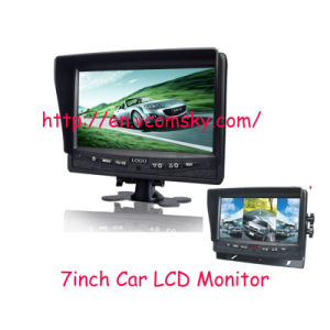 Car Monitor System HD Car LCD Monitor 7 Inch Car LCD Monitor pictures & photos