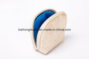 Waterproof Leather Cosmetic Bag pictures & photos