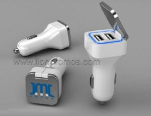 Promotional Gift Car Charger for Mobile pictures & photos