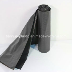 PE High Quality Black Garbage Bag Without Paper Core