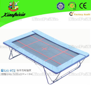 Professional Gymnastic Trampoline for Sale (LG072) pictures & photos