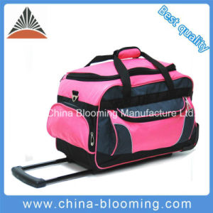 Outdoor Sports Travel Holdall Suitcase Trolley Wheeled Luggage Bag pictures & photos