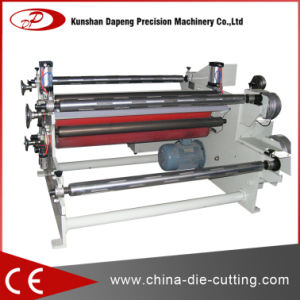 Protective Film Laminating Machine (cold or hot function) pictures & photos