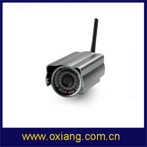 IR-Cut 0.3megapixel P2p WiFi IP Camera (OX-5061FN-SWR) pictures & photos