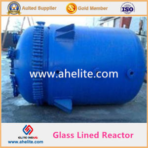 Jacket Glass Lined Reactor Vessel pictures & photos
