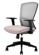 Modern Ergonomic Mesh Furntiure Swivel Office Nylon Chair (T837B) pictures & photos