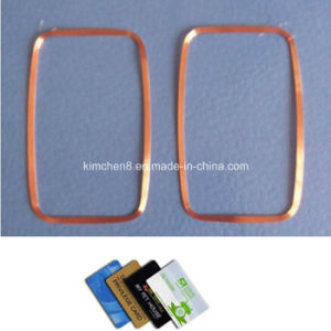 Copper Wire Coil Air Core Coil RFID Card Inductor Coil pictures & photos