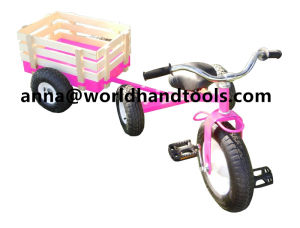 Tricycle with Wagon Set Trike Toy Outdoors Kids pictures & photos