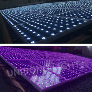 2016 New Arrival LED 3D Digital Dance Floor LED Dance Floor pictures & photos