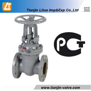 Russian Market Cast Iron GOST Globe Valve pictures & photos