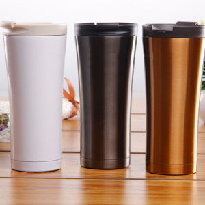 Stainless Steel Coffee Cup Steel Coffee Tumbler Travel Tumbler pictures & photos