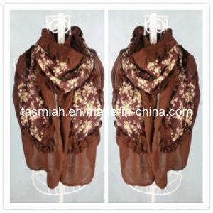 Popular Style Muslim Scarf Long Islamic Shawl Wrap (L11120029)