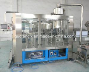 Automatic Sealing Machine/Pure Water Washing, Flling and Sealing Machine