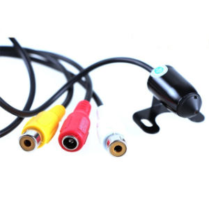 90 Deg Mini Security Camera with Braket 520tvl Color Video, Good Audio pictures & photos