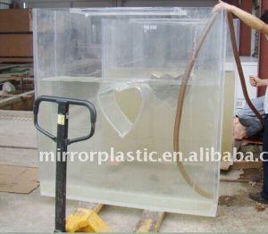 Acrylic Aquarium Tank with Logo Mr393 pictures & photos