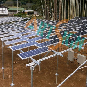 PV Solar Farm System off Grid Solar System pictures & photos