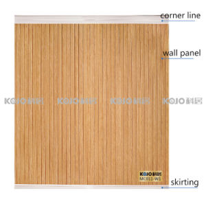 Eco-Friendly Waterproof WPC Interior Decoration Wall Panel (W1-P6) pictures & photos